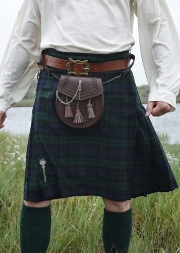 "Kilt ""Black Watch"" Tartan"